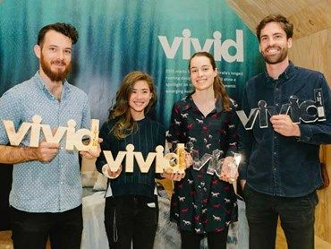 VIVID 2015 reveals the next generation of design talent with four award winners announced at Decor + Design | Architecture And Design