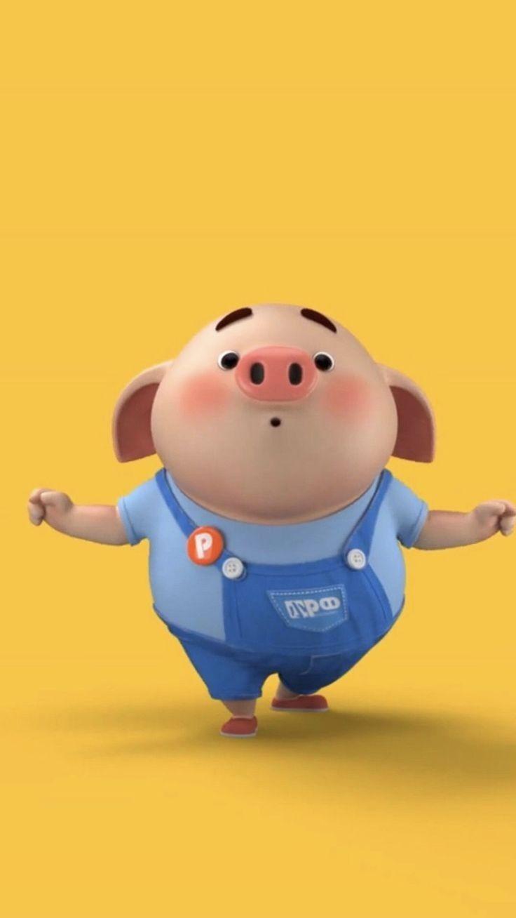 Pig ล กหม หม วอลเปเปอร