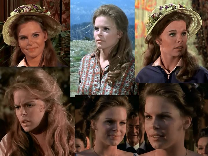 Sara Lane As Quot Elizabeth Grainger Quot From Tv S Quot The Virginian