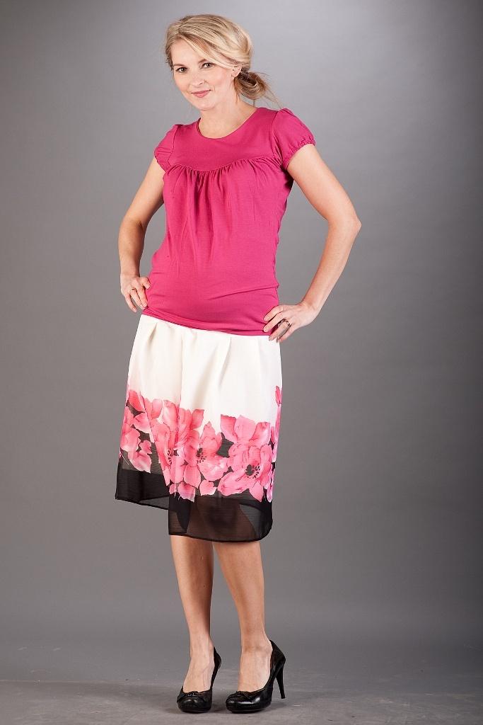 Modna i kolorowa mama z Bebefield. Odzież ciażowa, która od lat spełnia oczekiwania każdej mamy. Do kupienia na www.pieknybrzuszek.com.