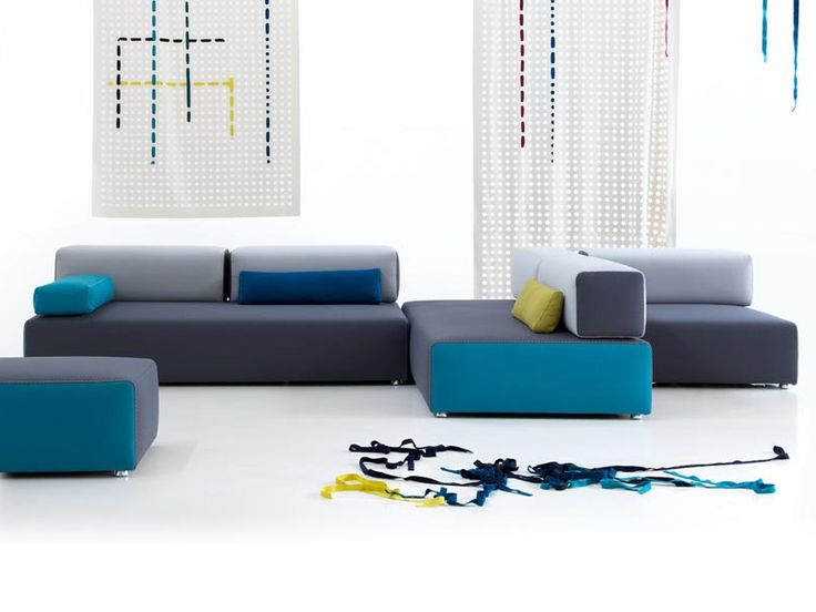Nicolaus Maniatis And Jürgen Braun Ponton Sofa System   Fantastic Living  World In Many Atmospheres, Adjustable To Suit Every Moment.