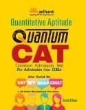 Quantitative Aptitude Quantum CAT Common Admission Tests for Admission into IIMs Paperback – 7 Mar 2014 Sarvesh K. Verma