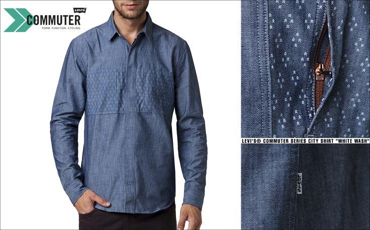 #jeansshop #levis #commuter #shirt