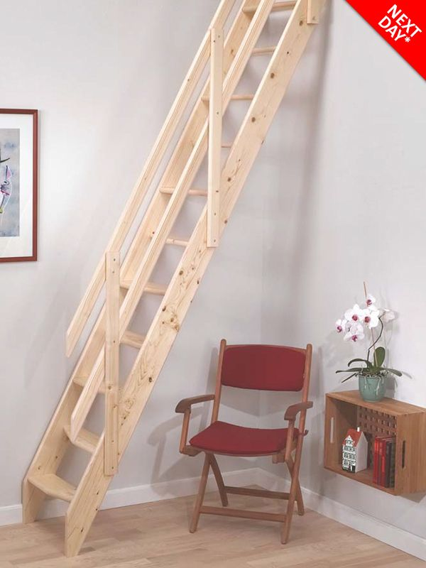 Best 69 Best Images About Attic Stairs For Old Houses On Pinterest Oromo People Staircase Design 400 x 300