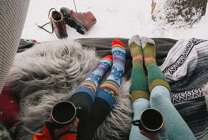 Socks might be the most underrated winter necessity in the history of the world. When you think about how the cold or comfort of your feet make or break a day, it's hard to understand why we don't pay more attention to the sock type we use for a given activity. Whether you're snowboarding, hiking, shopping, or curled up by the fire, Burton's lineup will keep the toast in your toes. read more →