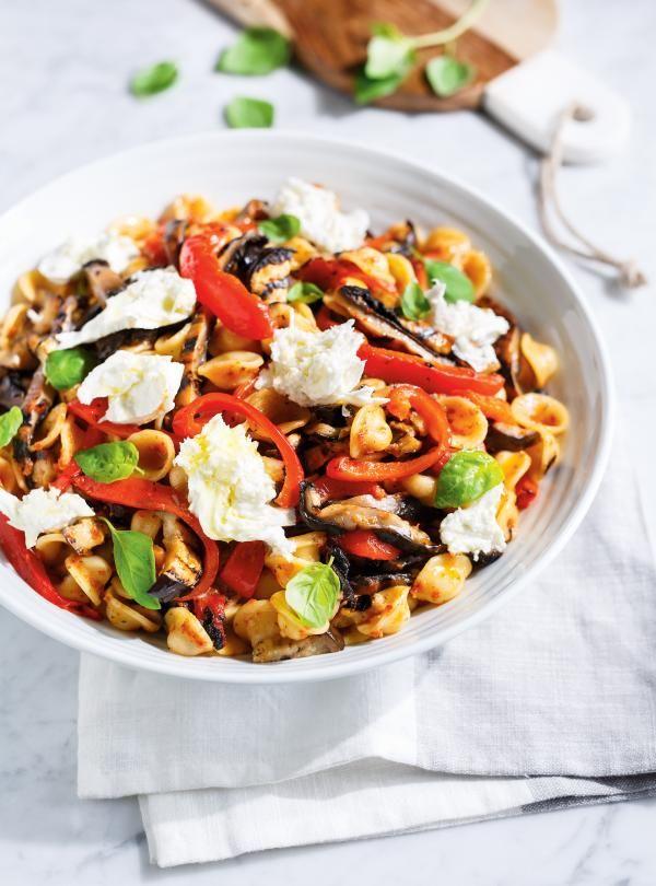 Recette de salade de pâtes froides «antipasti» de Ricardo