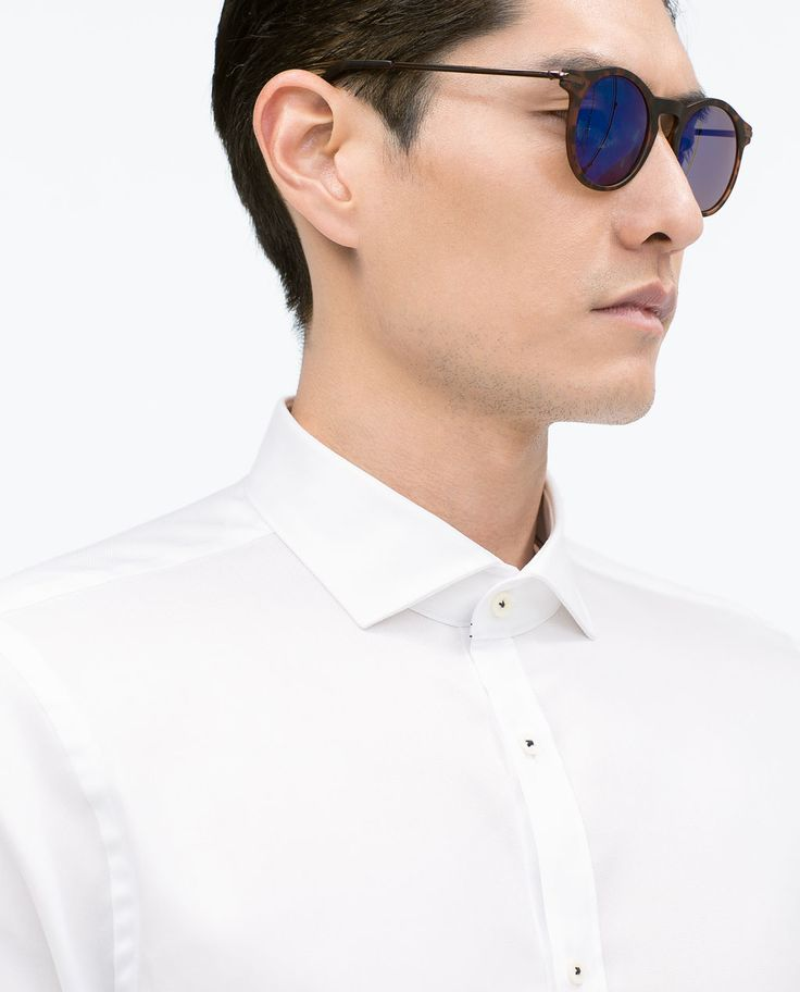 ZARA - MAN - PLAIN SHIRT