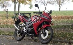 Honda CBR 125 R HD Wallpaper Download