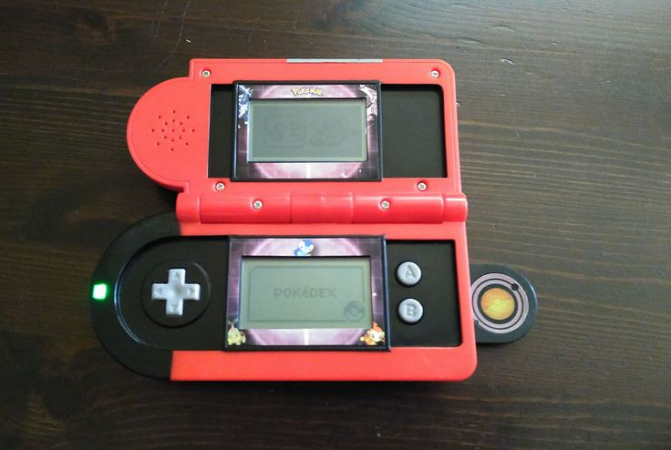 Nintendo Pokemon Pokedex Diamond & Pearl Handheld Electronic Game 2007 Jakks #pokemon