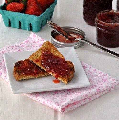 Strawberry Chipotle Jam | Misc. Desserts | Pinterest