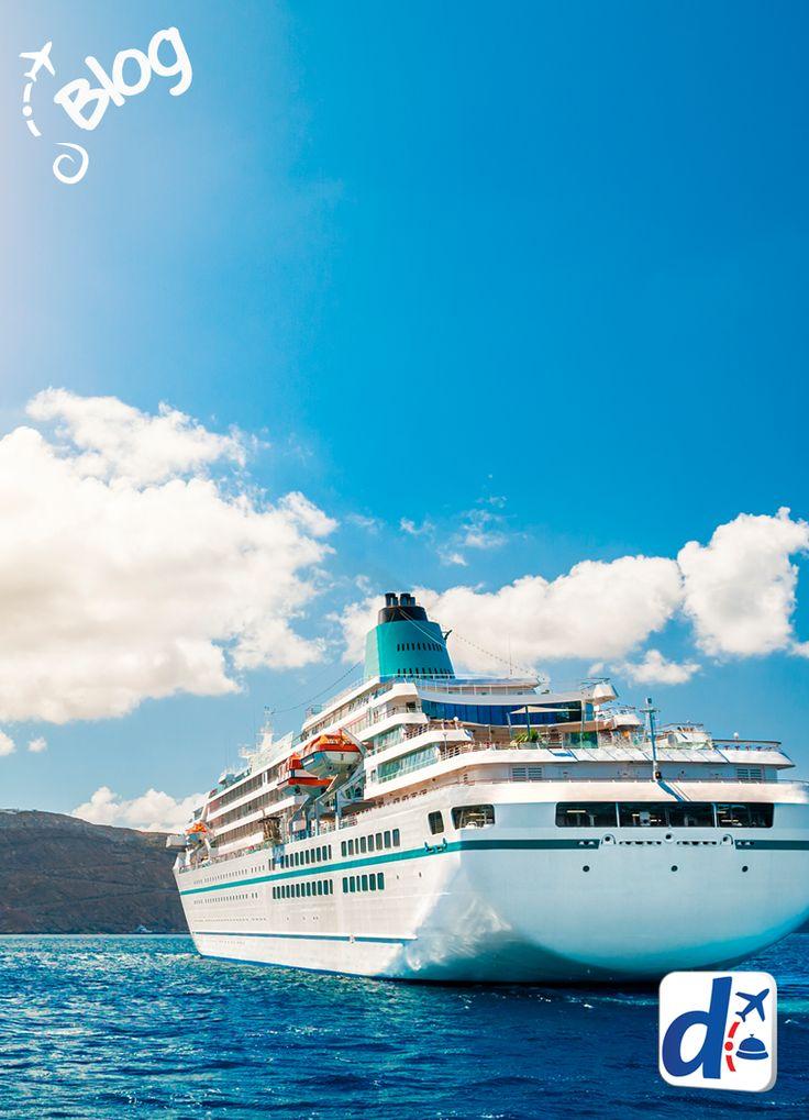 Te acercamos 10 tips para que tu #viaje en #crucero sea el mejor!! #Despetips