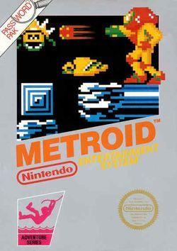 Metroid (NES) - Videogame Music Preservation Foundation Wiki: Metroid (NES)