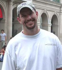 Mark Bingham, who was on one of the flights affected on 11 September 2001 - and did NOT go down without a challenge.