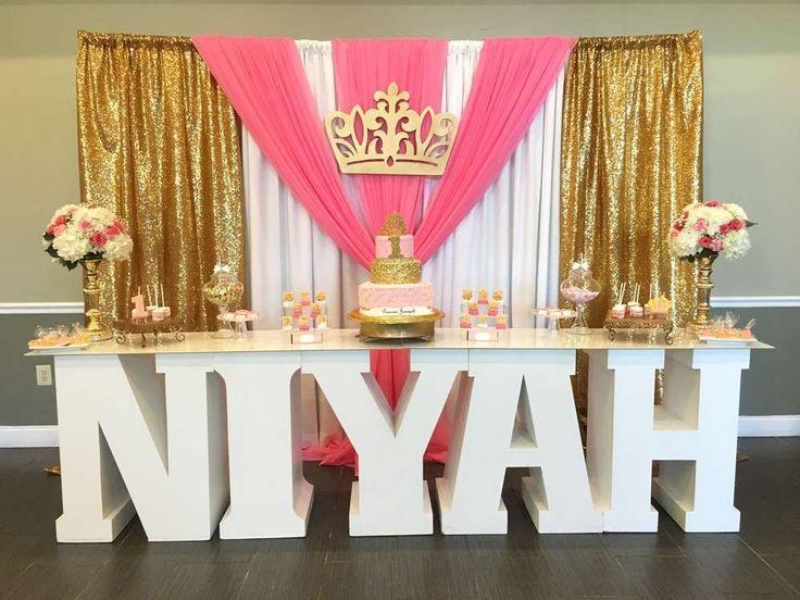 Princess Birthday Party Ideas Princess Birthday