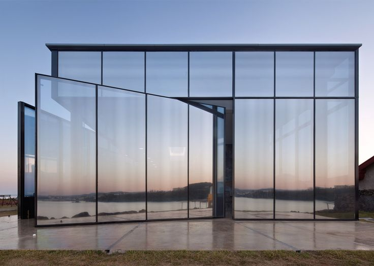91 best Mirrored buildings images on Pinterest