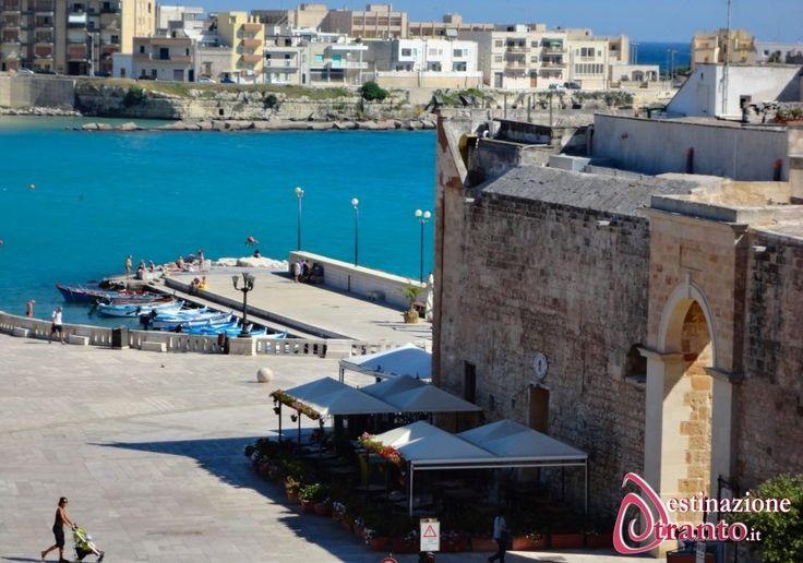 Otranto in Lecce, Puglia