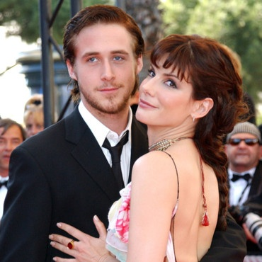 Ryan Gosling (22) and Sandra Bullock (38) dated from 2002-03. Just a reminder that THAT happened! :/