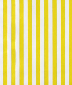 Yellow+Stripes+Oilcloth+Fabric