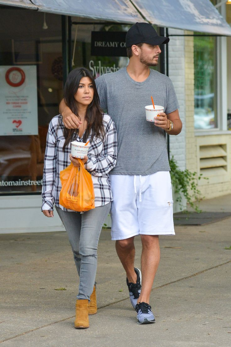 Did Kourtney Kardashian and Scott Disick Break Up?