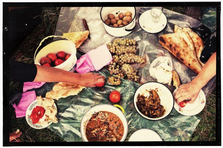 Everlasting Feast: Food in the Republic of Georgia   SAVEUR