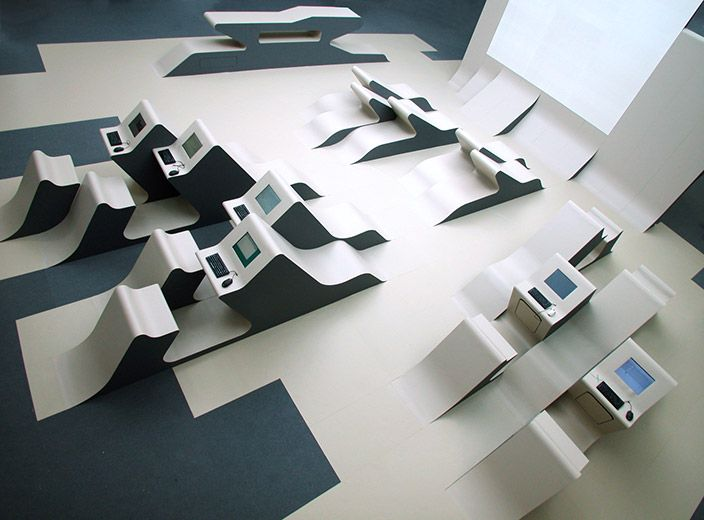 J. Mayer workplace design