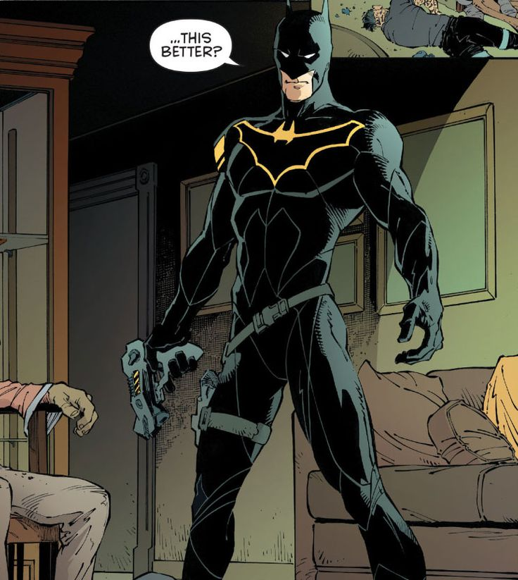 Batman, James Gordon.