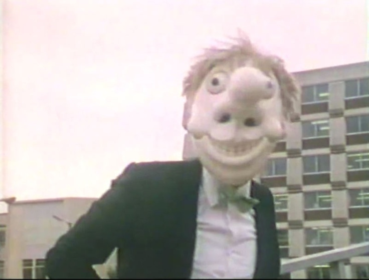 Noseybonk. The most horrific and grotesque creation ever to be let loose on kids tv.