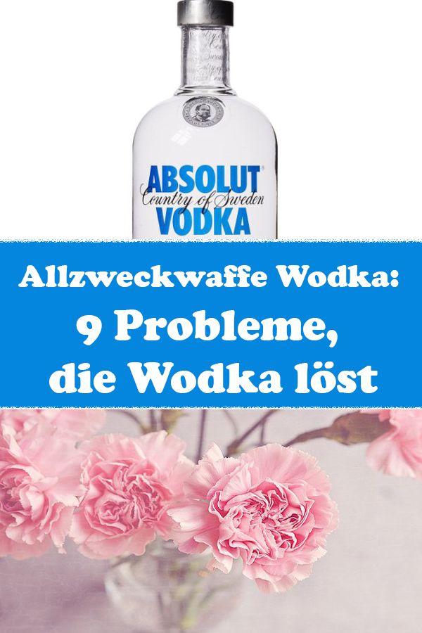 Allzweckwaffe Wodka 9 Probleme Die Wodka Lost Wodka Etiketten
