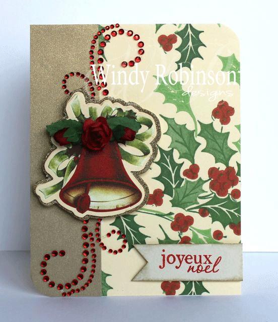 Christmas Card Cards Handmade Pinterest Christmas
