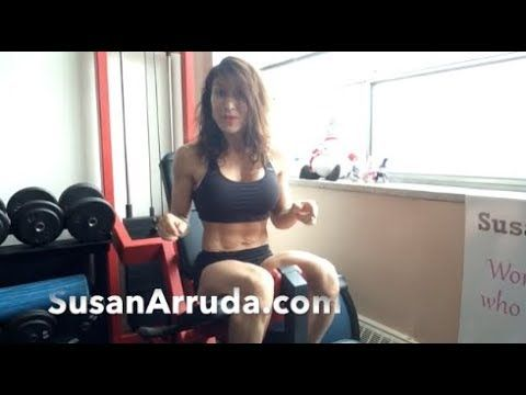 DON'T MISS OUT on my 12 Days Of Fitness Workouts - SusanArruda.com