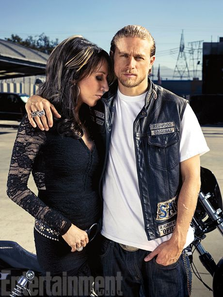 Spend close to 20 hours on location and set with the cast and crew of Sons of Anarchy, and you learn a few fun facts: http://insidetv.ew.com/2014/10/10/sons-of-anarchy-set-visit/