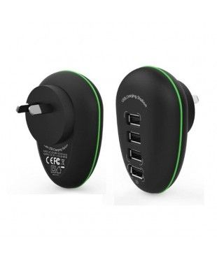 Portable USB Charge Station