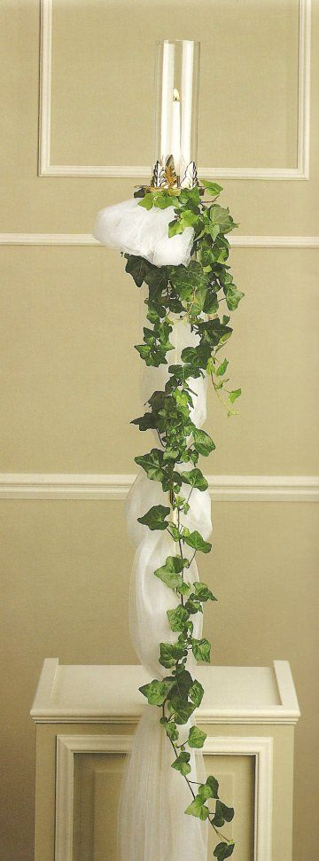 Tulle Wedding Decorations - Decorating with Tulle