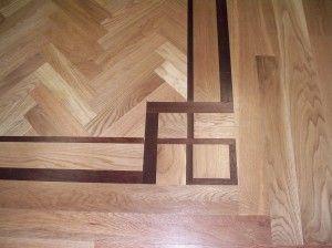 13 best danielle images on pinterest floors wood for Hardwood floor designs borders