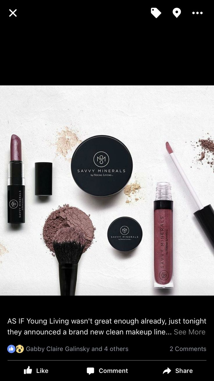 Savvy minerals make up!! Thank me later! https//www
