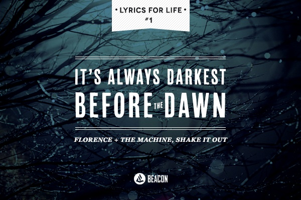 Florence + the Machine - Shake It Out Lyrics | SongMeanings