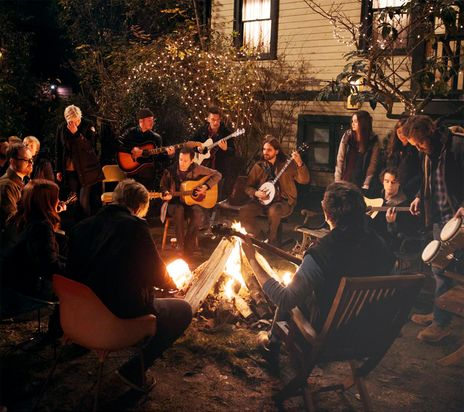 """*GAME PIN* Theme - A Story that changed my life - I met my husband 20 years ago at a backyard jam session. Hearing him sing the Eagles song """"Peaceful Easy Feeling"""" is what first got my attention, his kindness has kept it."""