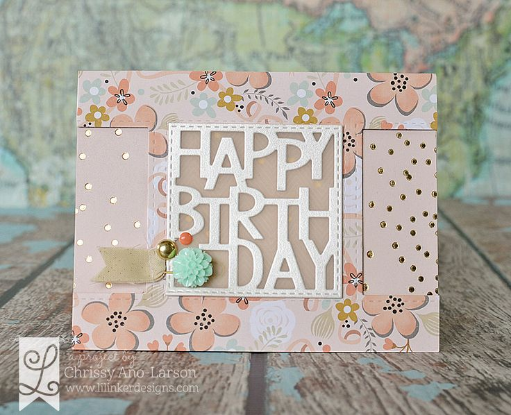 119 best Cards Lil Inker Designs images – Boxed Cards Birthday