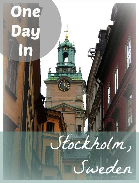Ideas for what to do in Stockholm for one day on a cruise ship, including tips for if you are arriving on a cruise ship and docking in Nynashamm, Sweden. Stockholm is an easy to navigate city with a lot to see and do.