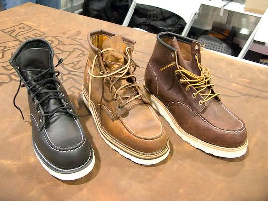 Redwing 1907 - Getting a pair of these this weekend.