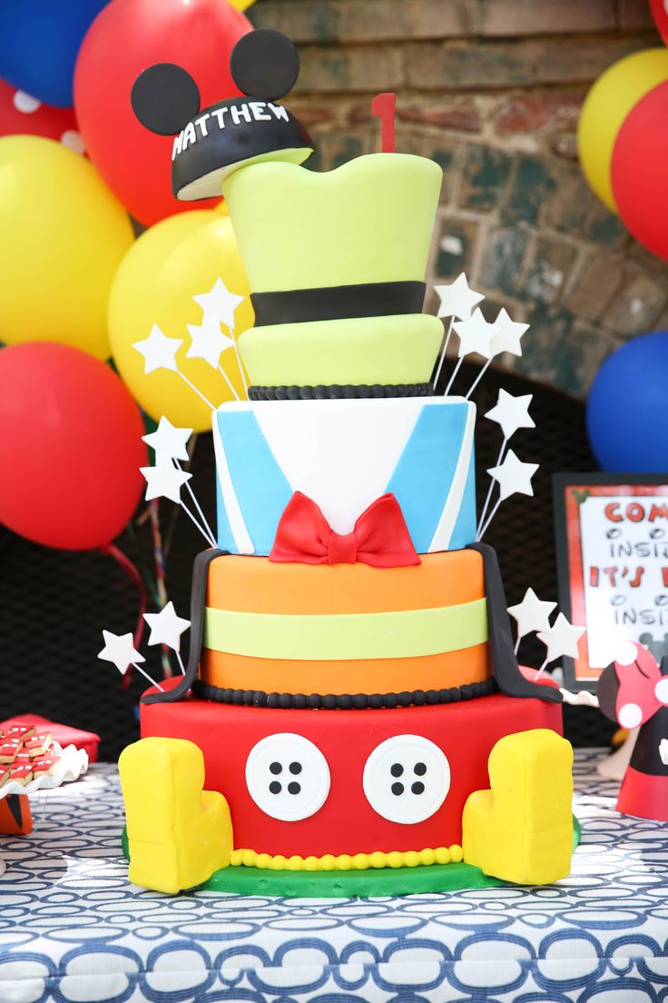 Goofy Cake Images