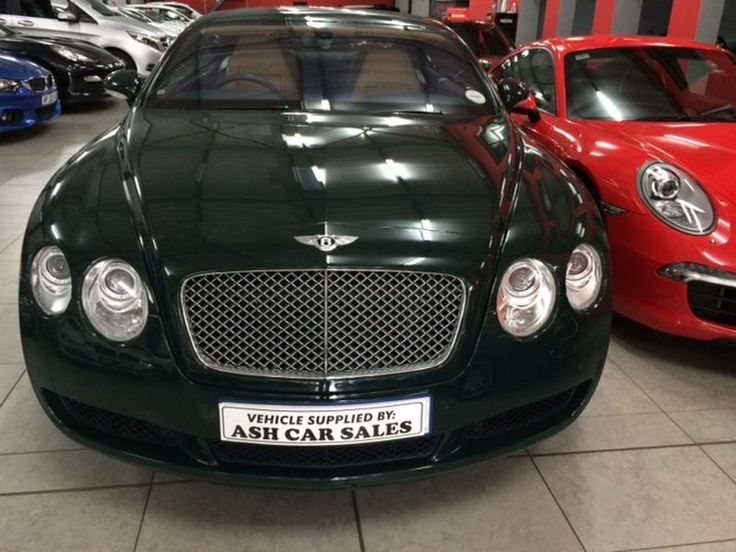2005 Bentley Continental GT for sale