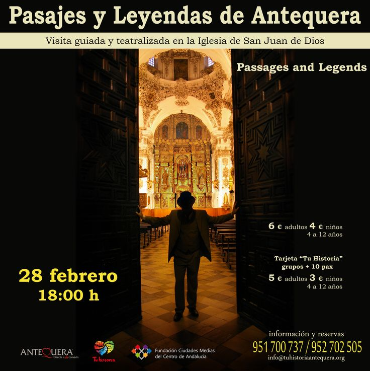 Pasajes y Leyendas de Antequera http://tuhistoria.org/index.php/mod.experiencias/mem.detalle/id.155/relmenu.498/chk.b6abd450dbccbae20f2da4b661be061c