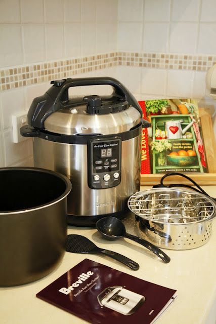 Tasty Tuesday: Indian Beef Curry & Breville Fast Slow Cooker Review | The Whimsical Wife