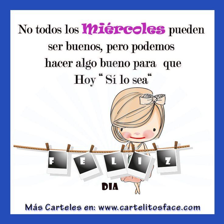 41 Best Images About Feliz Mi 233 Rcoles On Pinterest Nyc Frases And Dental Implants