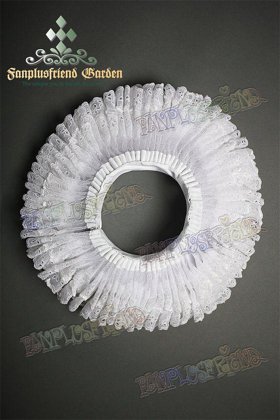 Exclusive Designer Fashion Neo-ludwig Elizabethan Era Gothic