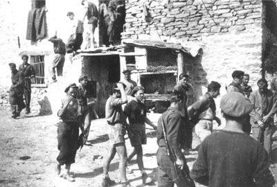 Lora politica a Cà di #Malanca (ottobre 1944)  #invasionidigitali #camalanca