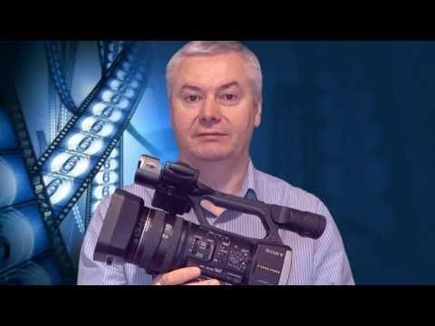 Sony HXR-NX3 test