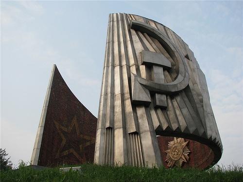 soviet monument