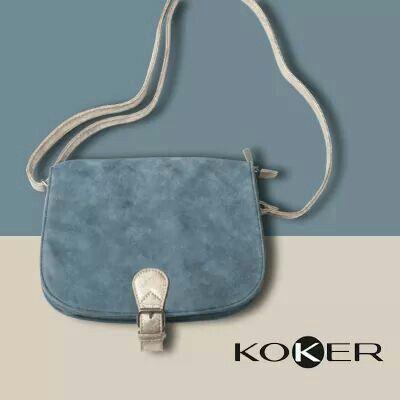 Un bolso para un domingo, un martes o para cuando quieras. Síguenos en Twitter @kokerspain y en Facebook www.facebook.com/modakoker